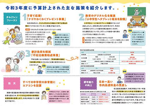 名古屋民主Press2021春号
